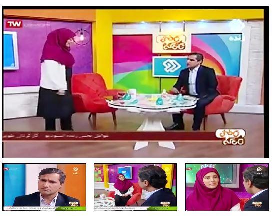 مصاحبه تلویزیونی وکیل رمضانزاده در شبکه دو