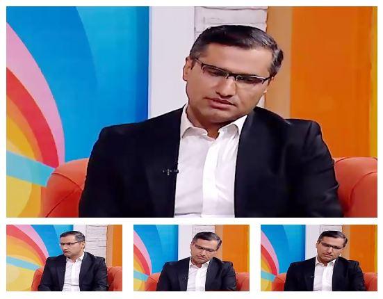 مصاحبه تلویزیونی وکیل رمضانزاده (موضوع :چک)